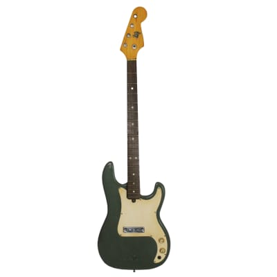 Kingston Stratocaster-style Bass for sale