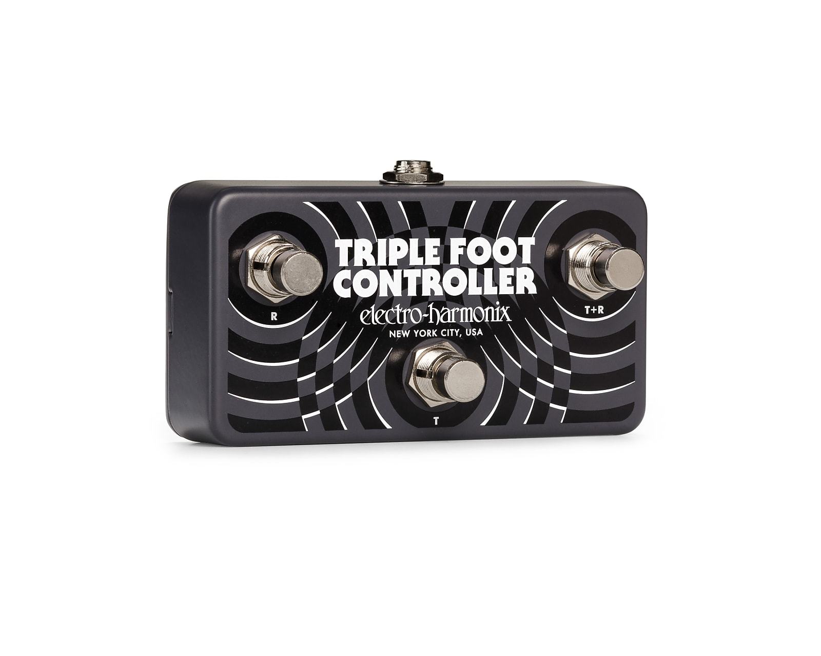 Electro-Harmonix EHX Triple Foot Controller 3-Button Footswitch