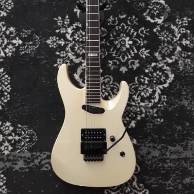 ESP M-2 (or M-II) Deluxe Custom Queensryche style 1992 White for sale