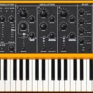StudioLogic Sledge2.0 Yellow Keyboard Synthesizer - B-stock