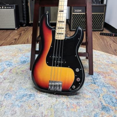 Tokai Hard Puncher P Bass w/ Fender Neck - 3 Color Sunburst for sale