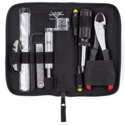Fender Custom Shop Tool Kit by CruzTools - Black for sale