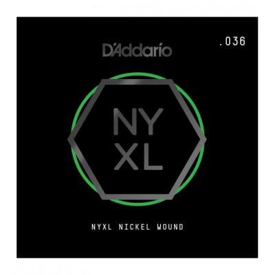 D'Addario NYNW036