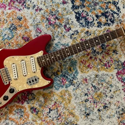 Fender Cyclone II Candy Apple Red / Upgrades! for sale