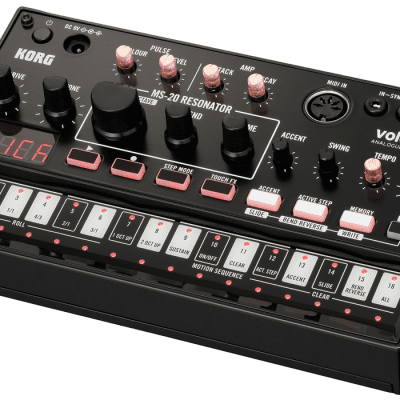 Korg Volca Kick Analogue Kick Generator Beat Synthesizer Synth with Sequencer
