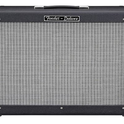 FENDER Hot Rod Deluxe 112 Electric Guitar Cabinet/Enclosure Black