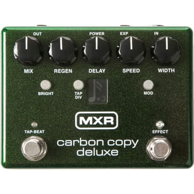 MXR Carbon Copy Deluxe Analog/Delay Pedal for sale