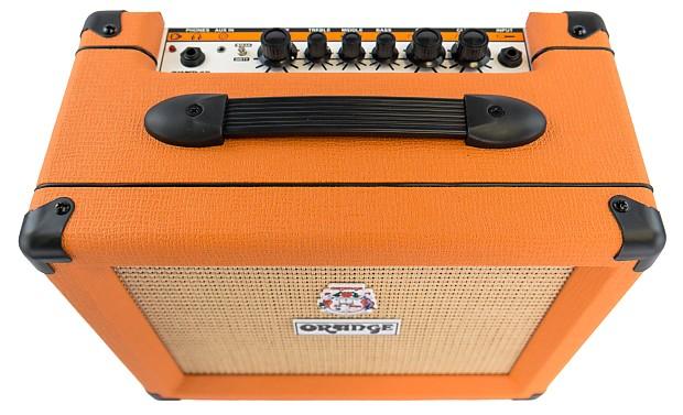 orange crush 20 guitar combo amplifier w instrument cable reverb. Black Bedroom Furniture Sets. Home Design Ideas