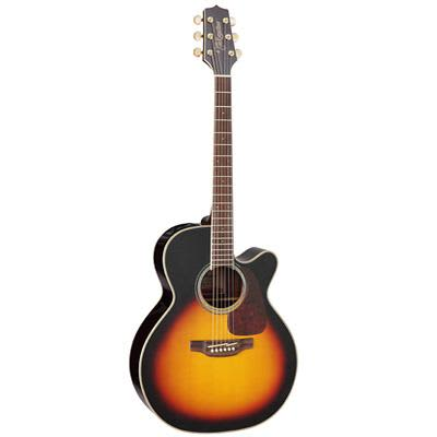 Takamine GN71CE Rosewood NEX Cutaway Sunburst Electro Acoustic Guitar for sale