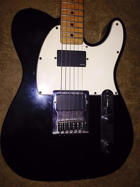 1997 fender california series telecaster electric guitar reverb. Black Bedroom Furniture Sets. Home Design Ideas