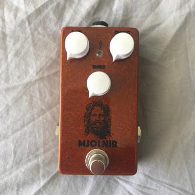 Mythos Pedals Joey Landreth Special Edition Mjolnir Overdrive