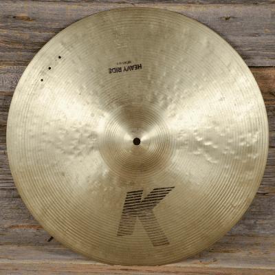 """Zildjian 18"""" K Series Heavy Ride Cymbal"""