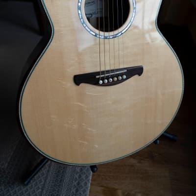 Thomas Guitars SJ 35 2015 Natur for sale