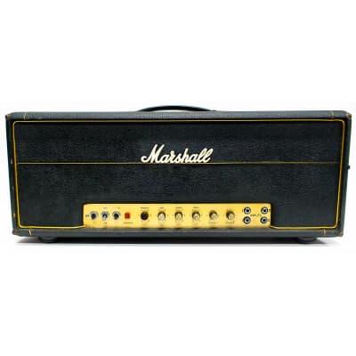 Marshall JMP 1959 Super Lead 2-Channel 100-Watt Guitar Amp Head 1967 - 1975