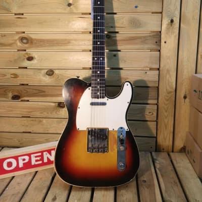 Fender Fender Telecaster Custom 1966 and Selmer Thunderbird 50 Mak 2 Paul McCartney The Beatles years 😱 1966 3 tone for sale