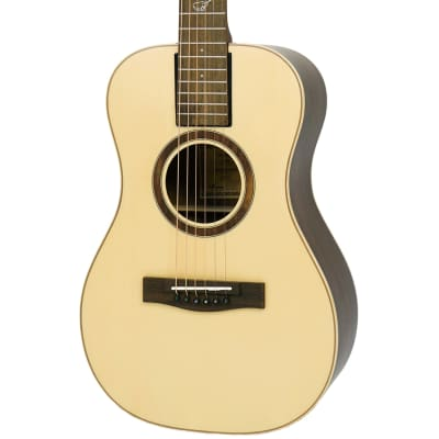 Journey Instruments OF410 Overhead Guitar with detachable neck - Spruce/Sapele for sale