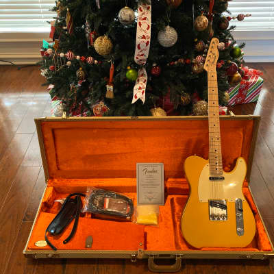 Fender Custom Shop Danny Gatton Telecaster for sale