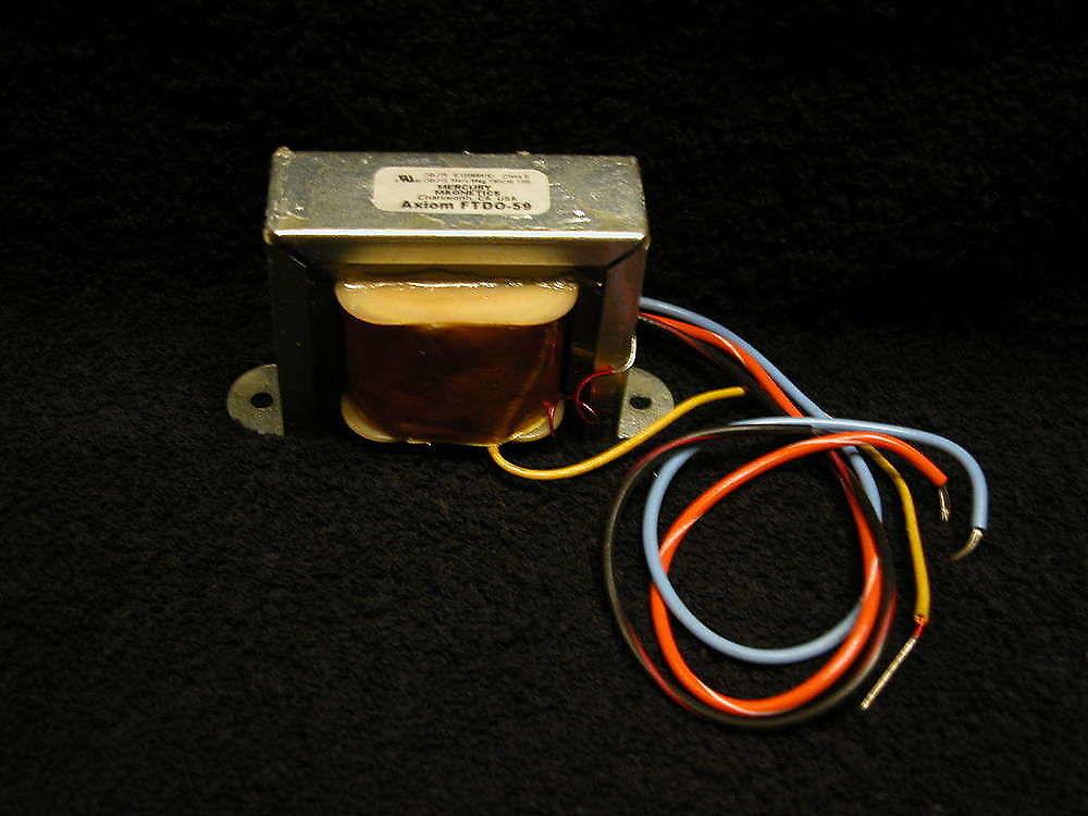 Mercury Magnetics Fender 5e3 Tweed Deluxe Output Transformer ftdo-59