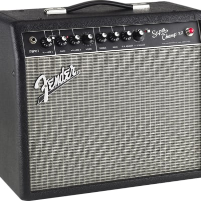 Fender Super Champ X2 Electric Guitar Combo Amplifier for sale