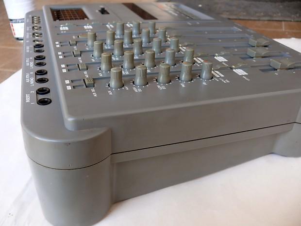 Vintage Fostex x-55 4 Track Multitrack recorder Mixer