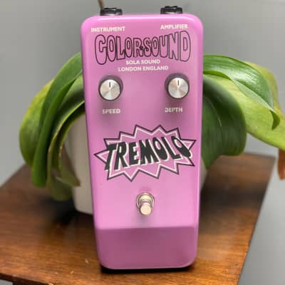 Sola Sound Colorsound Tremolo for sale