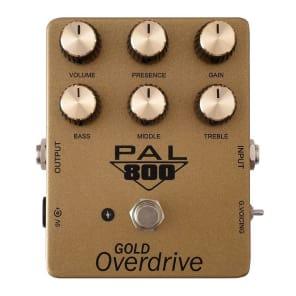 PedalPalFx PAL 800 GOLD Overdrive