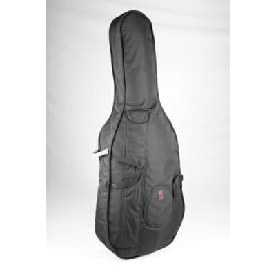 Kaces University Line 1/2 Half-Size Padded Cello Bag - UKCB12