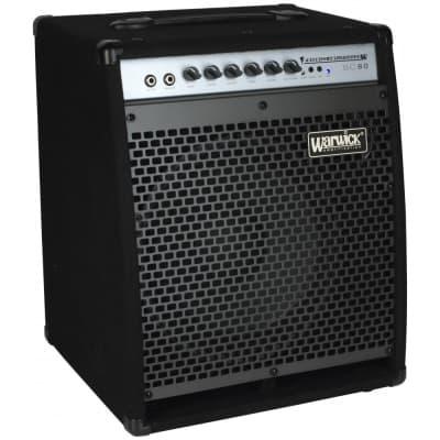 Warwick BC 80 Bass Guitar Combo Amp for sale
