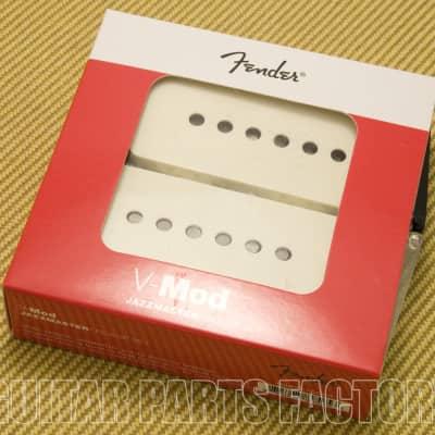 099-2270-000 Fender V-Mod Aged White Jazzmaster Guitar Pickup Set