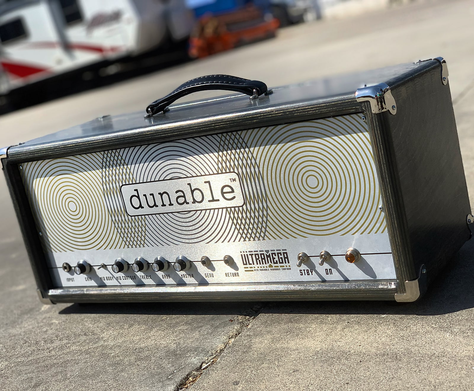 Dunable Ultramega Amplifier 2019 black stain