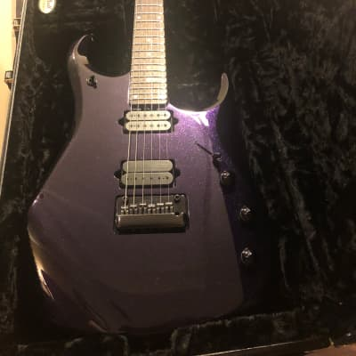 Ernie Ball Music Man ROSEWOOD NECK Jpx 6 limited edition Petrucci Barolo for sale