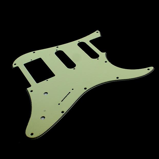 custom guitar pickguard for yamaha pacifica eg 112 eg112 reverb. Black Bedroom Furniture Sets. Home Design Ideas