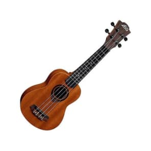 LAG  TKU10S SOPRANO Ukulele With Gigbag for sale