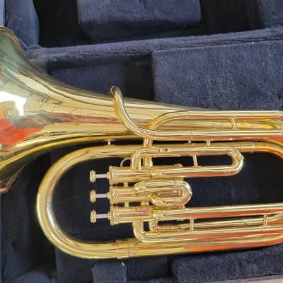 King 623 3/4 Model Baritone Horn