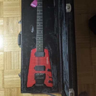 Steinberger SS2F-TR1 Synapse SS 2F Red for sale