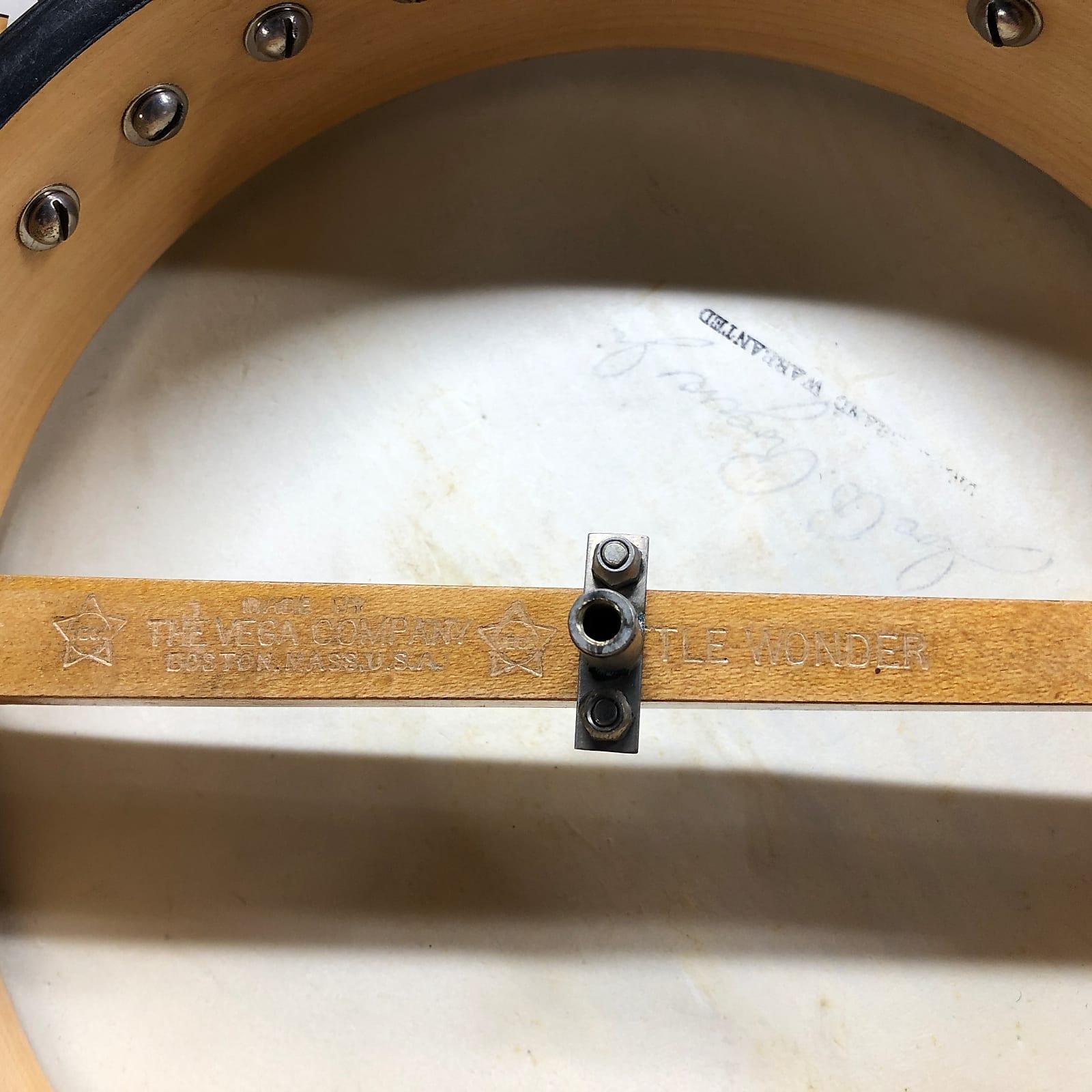 Vega Little Wonder Vintage Tenor Resonator Banjo 1929 w/ OHSC