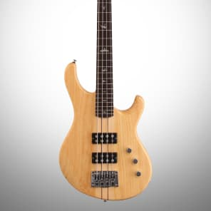 PRS Paul Reed Smith SE Kingfisher Bass Guitar Natural SE-KING-N for sale