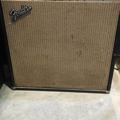 Fender 1963 Blackface Concert Guitar Combo Amp (Pre-Owned)