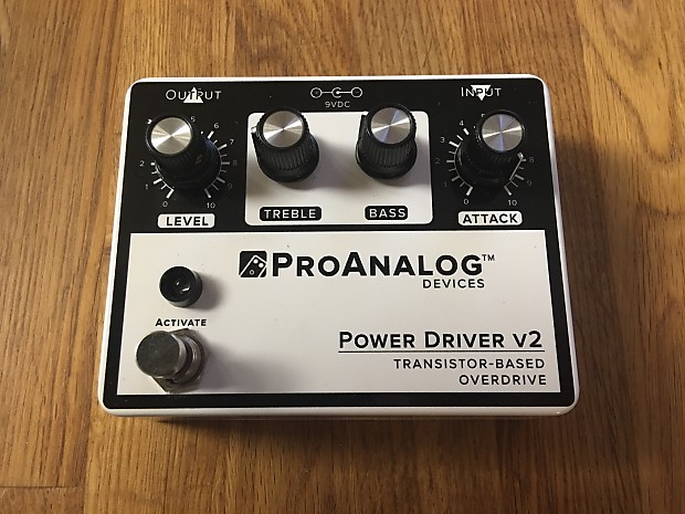 PROANALOG POWER DRIVERS FOR WINDOWS MAC