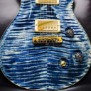 PRS McCarty 10-Top Faded Whale Blue Electric Guitar