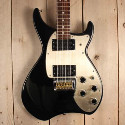 Daion  Savage guitar MIJ  with OHSC   BLK for sale