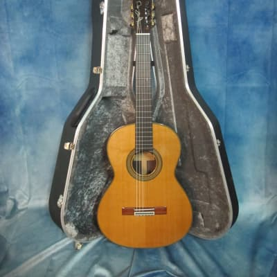 Paulino Bernabe Classical Guitar Mod. 15 2018 Natural w/ Hardcase for sale