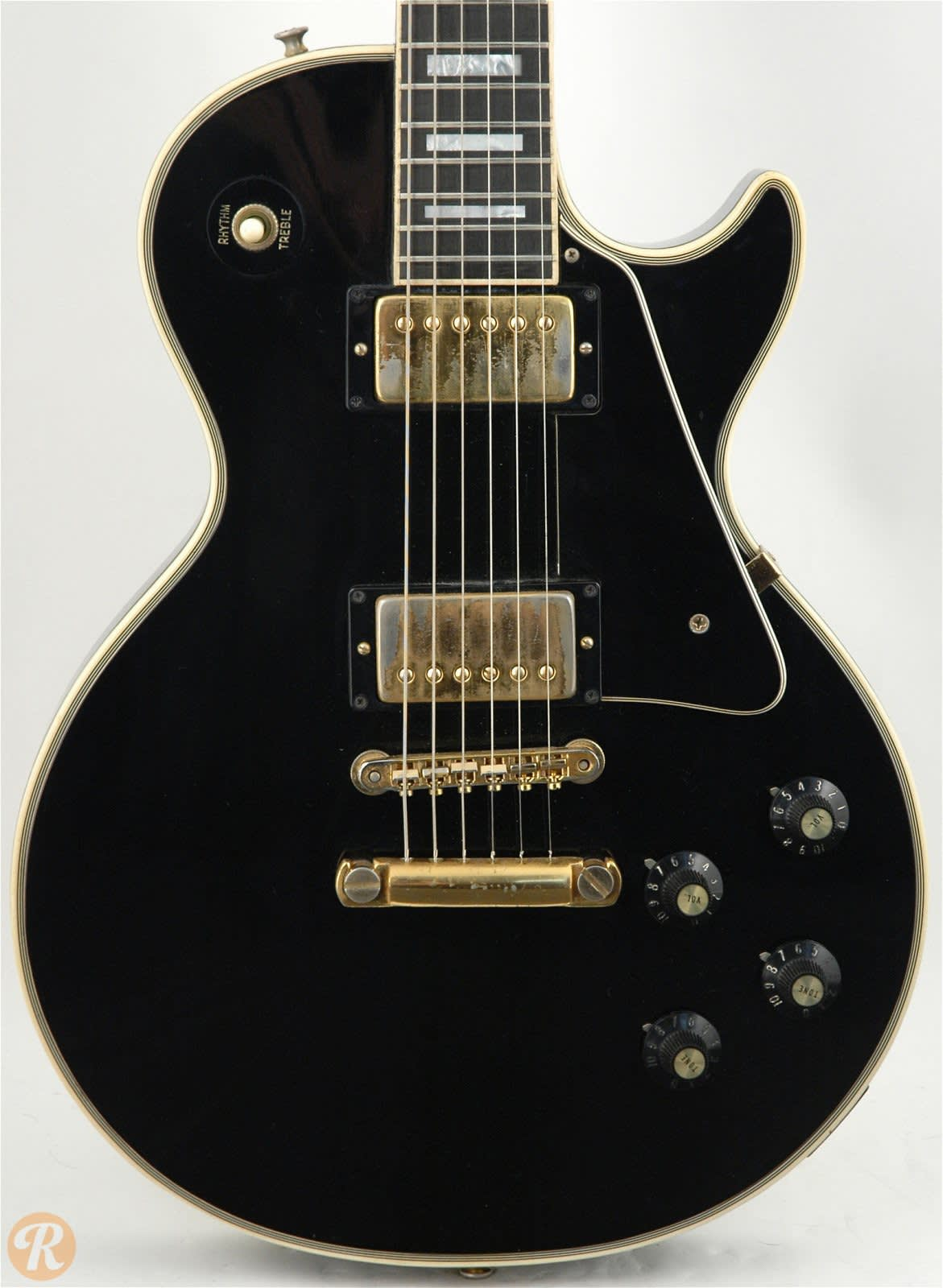 gibson les paul custom 1973 ebony price guide reverb. Black Bedroom Furniture Sets. Home Design Ideas