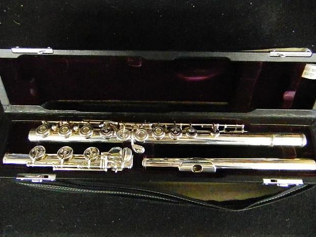 Yamaha Open Hole Flute Offset G