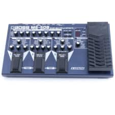 Boss ME-50B Bass Multi-Effects Pedal P-05299
