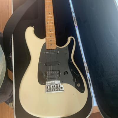 Ibanez Roadstar II RG140 White 1985 for sale
