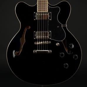 Hofner Verythin HCT Semi-Acoustic in Black for sale