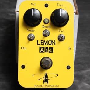 J. Rockett Lemon Aid Boost/Overdrive