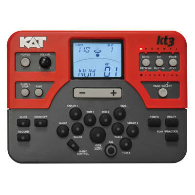 Kat Electronic Percussion Kt3 Module