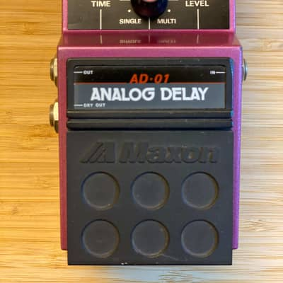 Maxon AD-01 Analog Delay for sale